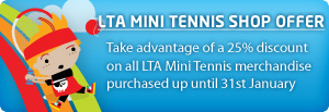 Mini Tennis eStore