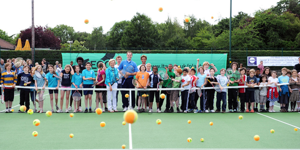 Club & Community Tennis