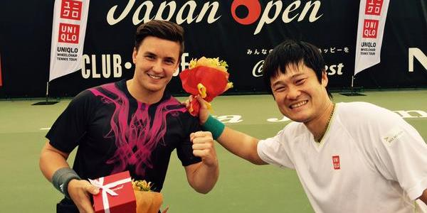 Reid and Whiley net Japan Open doubles titles