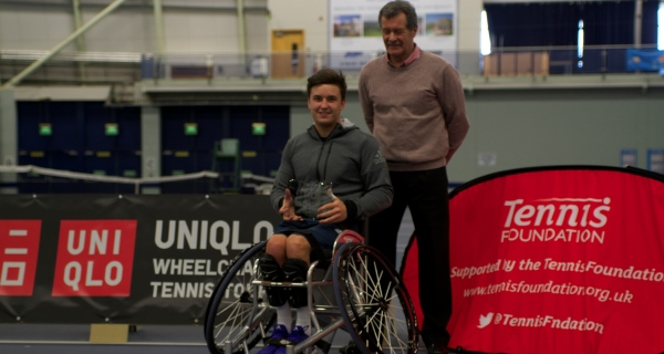 British success at Bolton Indoor