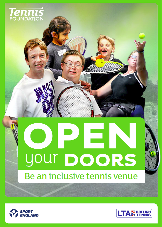 Open your Doors: Become an inclusive venue
