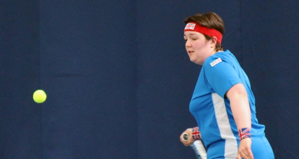 Learning Disability Tennis, Spotlight On: Laura Campbell