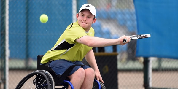 Wheelchair tennis to make Sainsbury's School Games bow