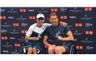 Cotterill and Lapthorne win South Africa Open doubles