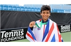 Hayat wins boys' gold at World Deaf Tennis Championships