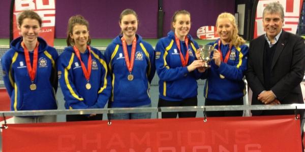 Bath and Stirling retain University Team Championships - LTA