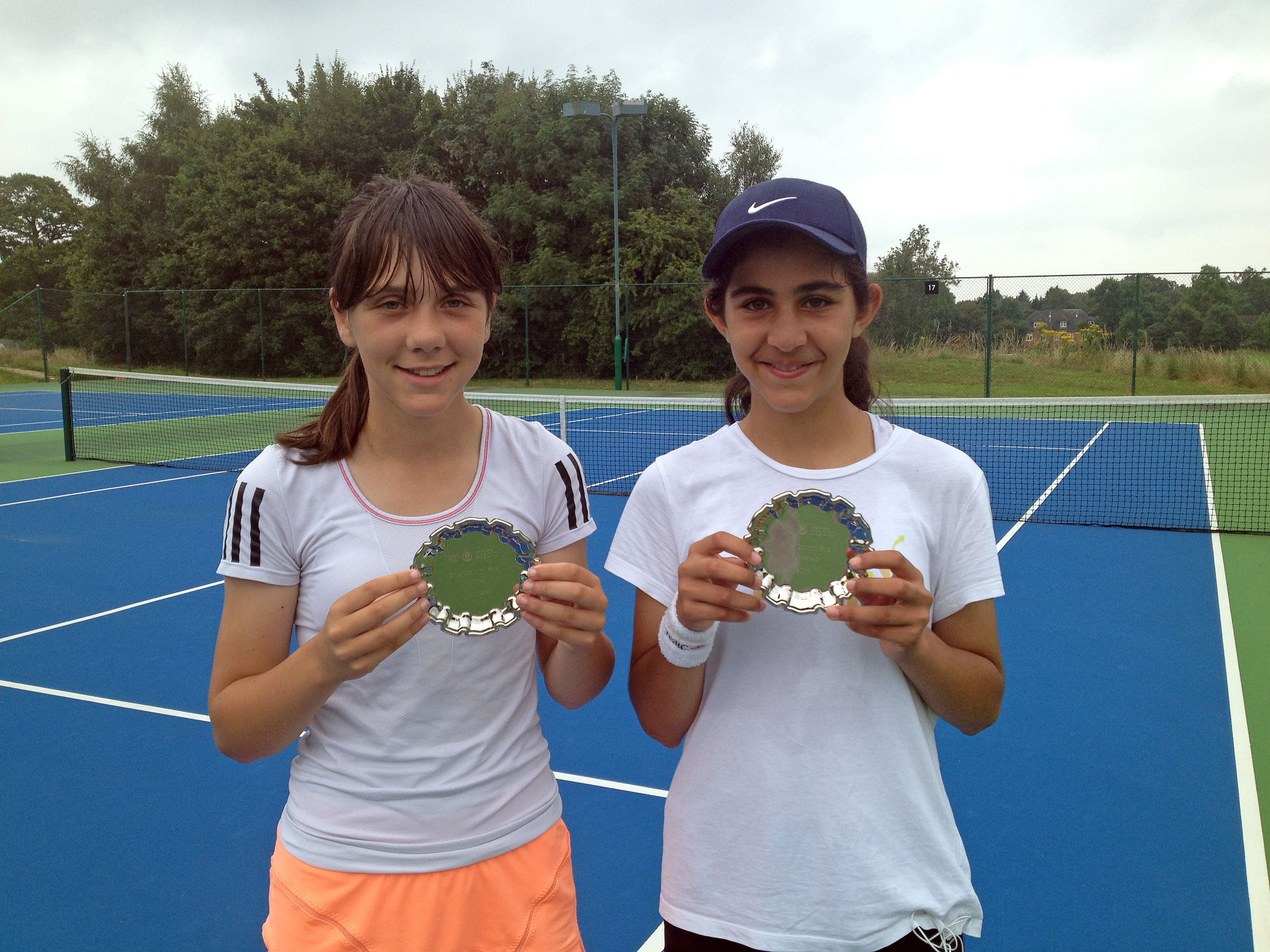 road to wimbledon county finals lta gallery