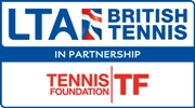Tennis Foundation and LTA logo