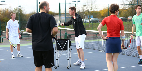 Become a Cardio Tennis Instructor - LTA