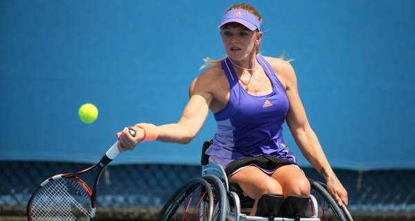Whiley and Hewett claim Belgian Open doubles titles