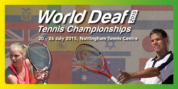 World Deaf Tennis Championships 2015