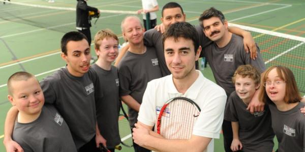 Disability Tennis