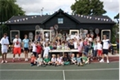 Osman Tennis Lakesmere Cup 2013 – Another Triumph