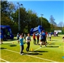 BIGGEST TURNOUT RECORDED AT PENZANCE TENNIS CLUB FOR THE LTA ROADSHOW