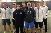 Aegon Winter County Cup - Men's 2016