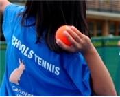 SCHOOLS TENNIS ROAD SHOW ARRIVES IN THE SOUTH WEST