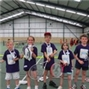 Tennis a smash hit at Hampshire & Isle of Wight School Games