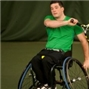 Southampton's Steve Crompton wins Plymouth Winter Wheelchair Tennis Tournament