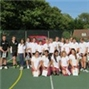 Portsmouth Schools touch tennis competition