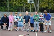 LTA invest funds in Don Perrin Tennis