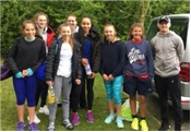 Kent U14 Girls county Cup report
