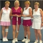 Ladies O60s team