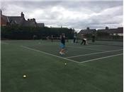 Eastwood Tennis Club Open Day