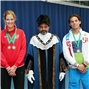 Panyushkin and Villamandos-Lorenzo win 1st World Deaf Tennis Championships singles titles