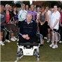 Pensioner who lost his legs dedicating charity tennis tournament to QMC helipad appeal