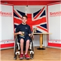 Nottinghamshire ace James Shaw aiming to raise funds and inspire others at West Bridgford wheelchair tennis day