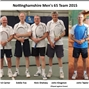 Nottinghamshire Men's 65 County 2015   -  Report
