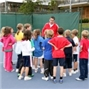 Free Junior Tennis Group Coaching Session Attenborough Tennis Club, Nottingham
