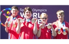 Brits win five gold medals and a bronze at Special Olympics World Summer Games