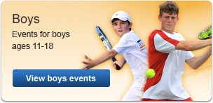 Boys Events